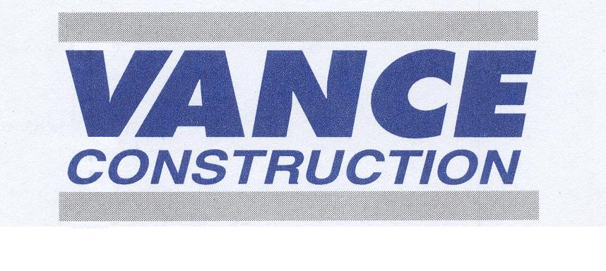 Vance Construction Co. - logo - Henderson NC